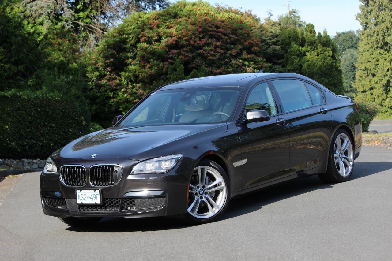 Review 2015 BMW 740Ld  LuxuryCarMagazine En