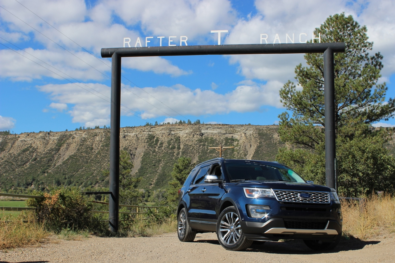 expert review ford test platinum drive explorer of
