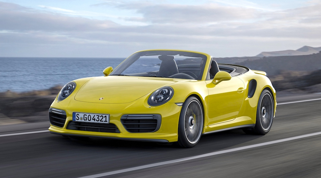 New 2017 Porsche 911 Turbo And Turbo S Revealed Prior To