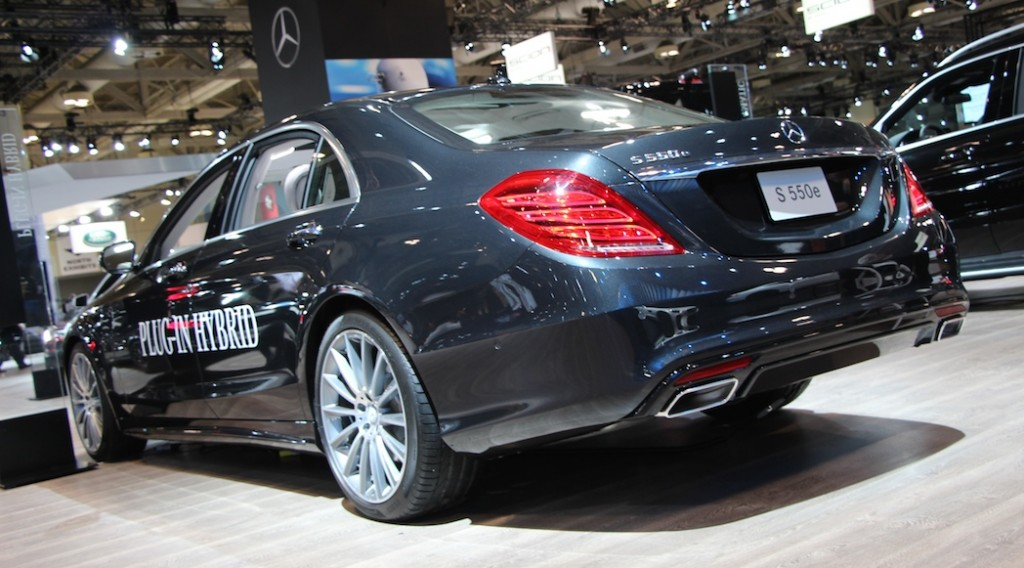 2016 mercedes benz s550e limousine of tomorrow for Mercedes benz s550e