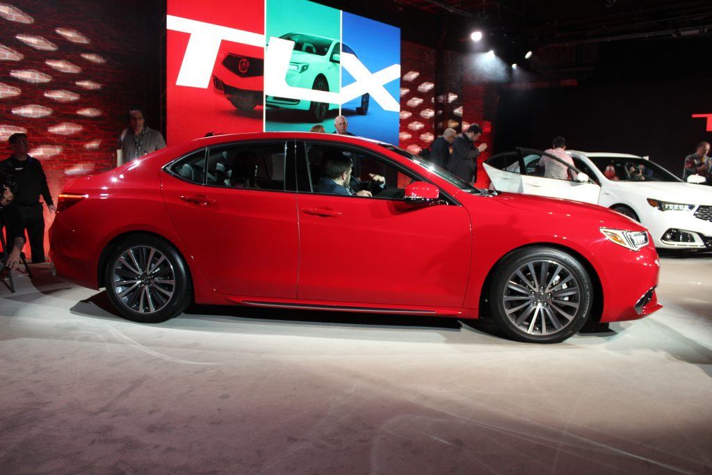 Amazing The 2018 Acura TLX Is Unveiled Ahead Of The New York Auto