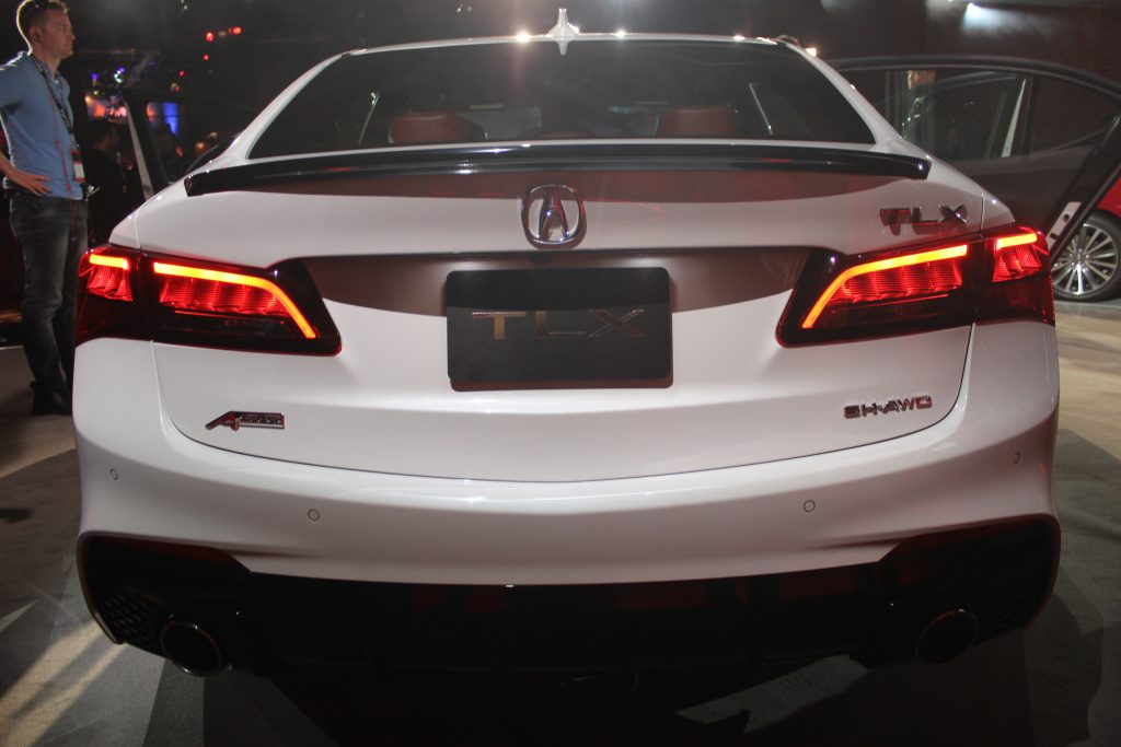 Brilliant The 2018 Acura TLX Is Unveiled Ahead Of The New York Auto