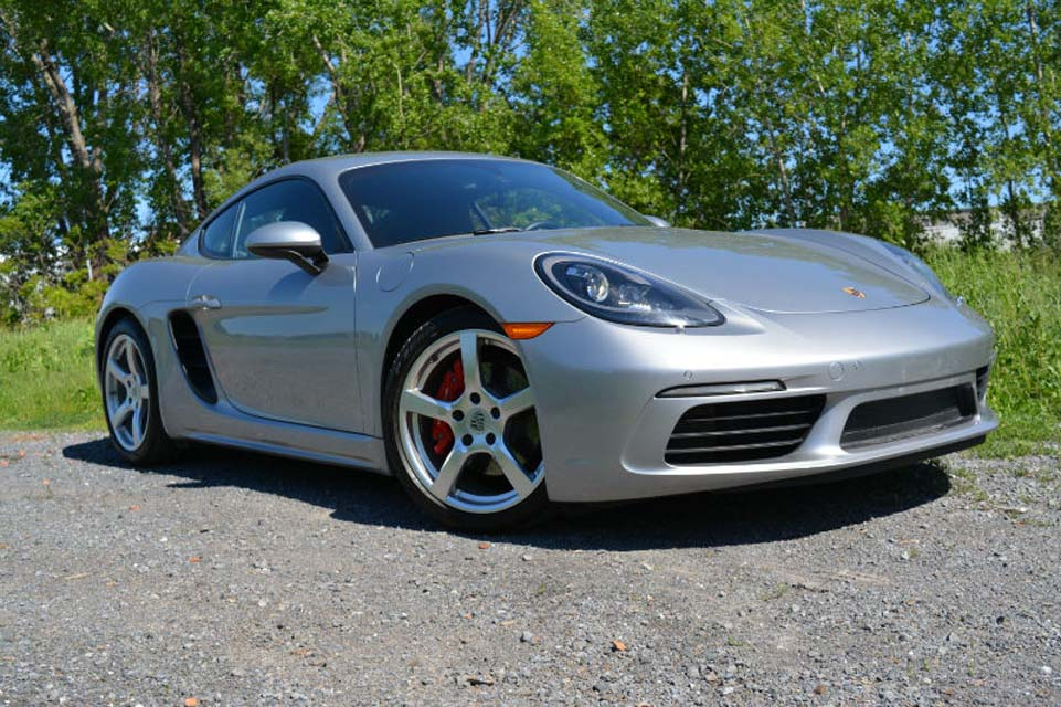 2017 Porsche 718 Cayman S: Pocket rocket perfection