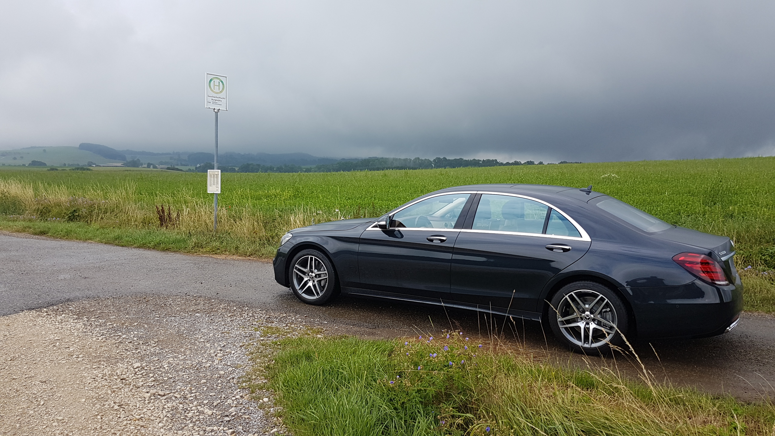 FIRST REVIEW: 2018 Mercedes-Benz S 560