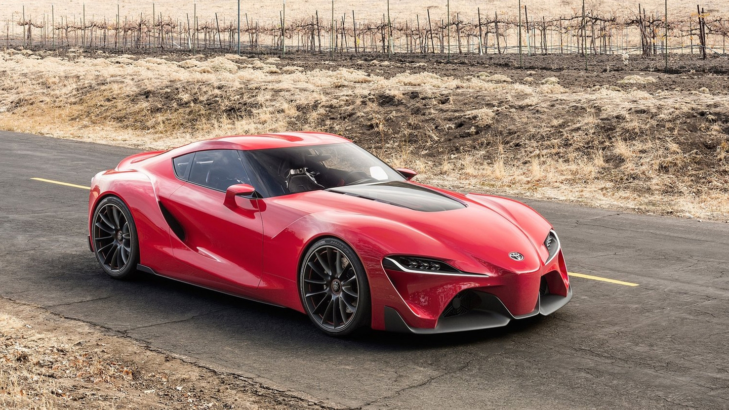 auto news: is the new toyota supra finally on its way