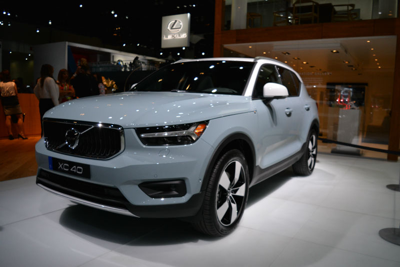The 2019 Volvo XC40: Great things in small packages