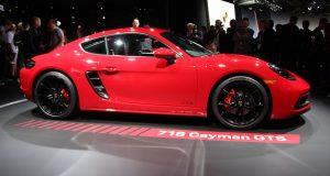 Porsche 718 GTS 2018