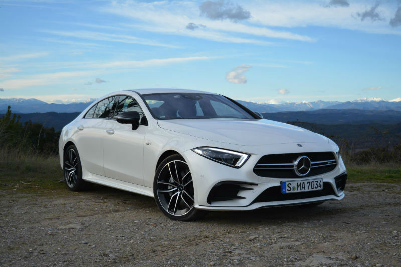 מדהים First road test 2019 Mercedes-Benz CLS | LuxuryCarMagazine En QC-98