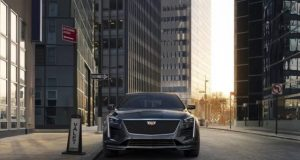 Cadillac CT6 V