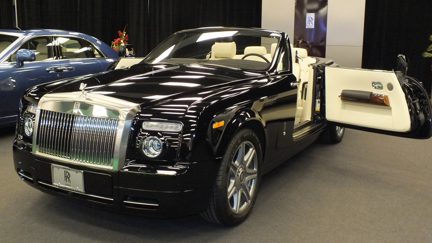 About Rolls Royce Th
