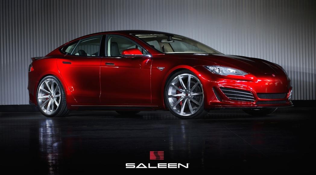 Saleen FOURSIXTEEN Concept 2014