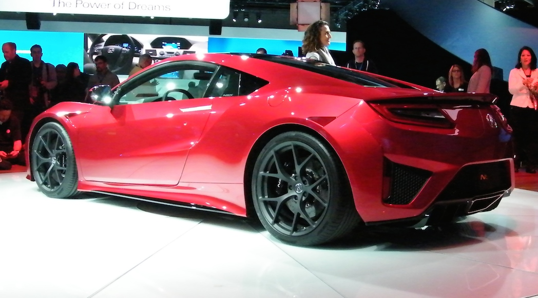 When Is The 2015 Nsx Arrived | Release Date, Price and Specs
