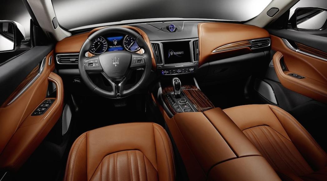 Maserati Levant 2017
