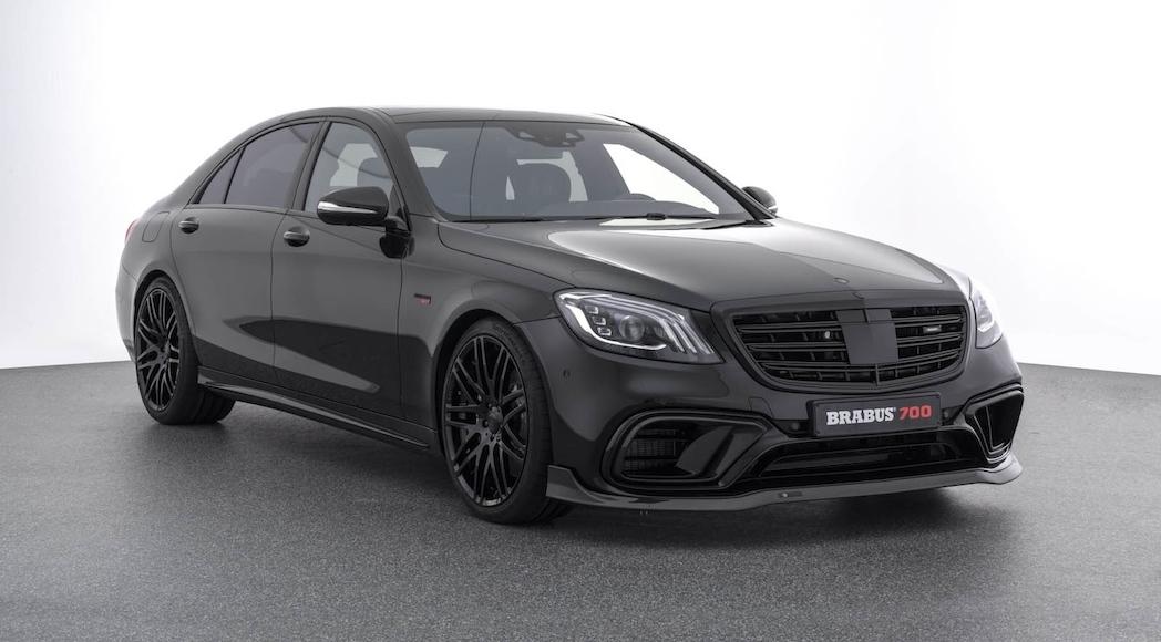 Mercedes-Brabus 700 2018