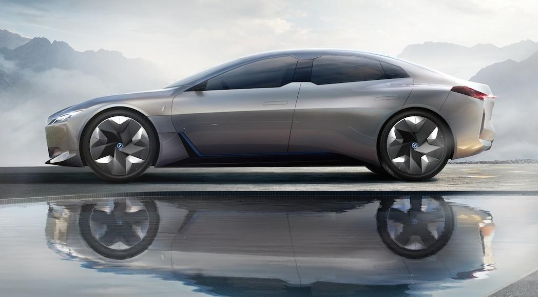 BMW i Vision Dynamic Concept 2017