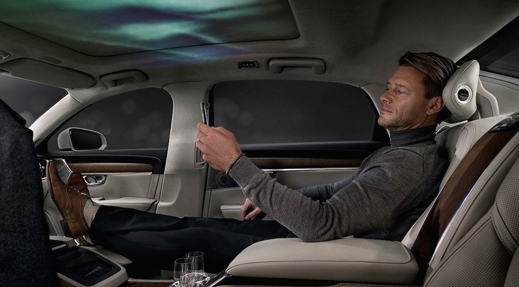 Volvo S90 Ambiance Concept 2018
