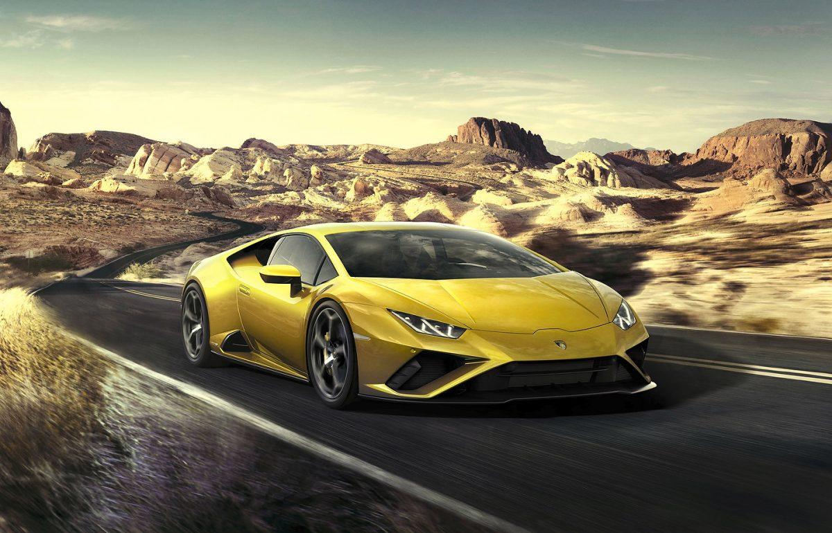 Lamborghini Huracan EVO Rear-Wheel Drive