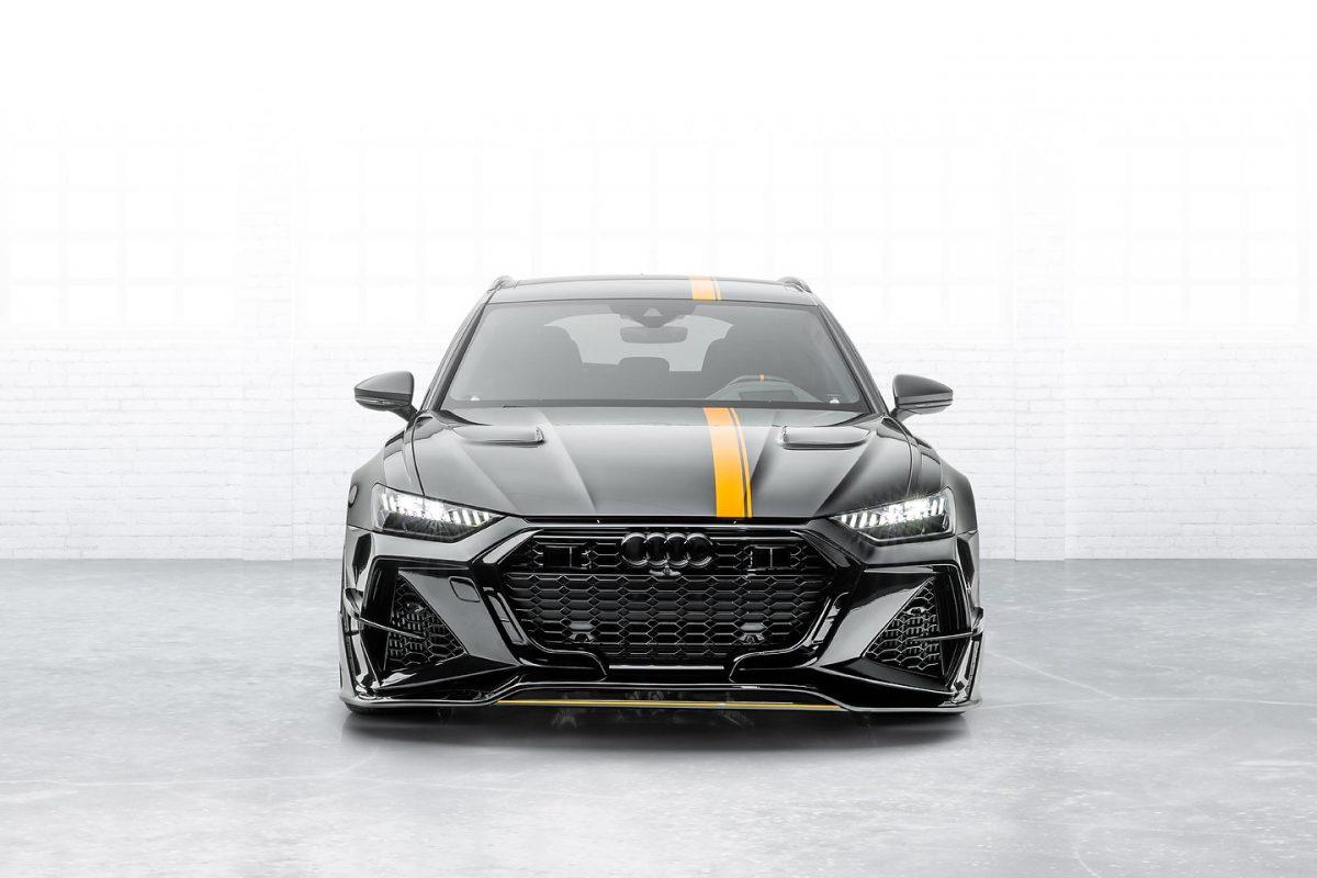Audi RS6 Avant Mansory 2021 : non, une familiale n'est ...