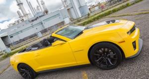 Essai Routier Chevrolet Camaro ZL1 Convertible 2013 – Féroce Américaine