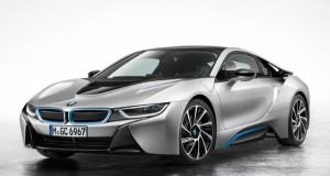 La BMW i8 de production dévoilée