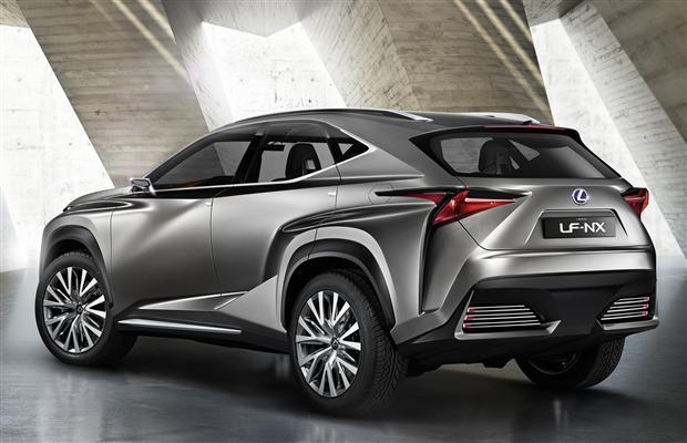 Lexus LF-NX 3