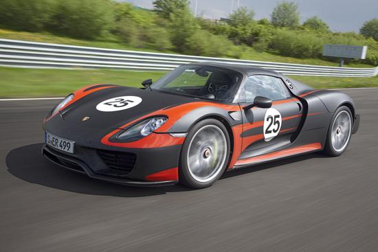 Porsche 918 1