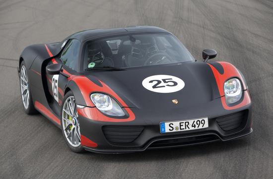 Porsche 918 14