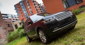 Essai Routier Range Rover Supercharged 2014 – Se sentir comme un roi