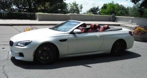Essai Routier BMW M6 2014 – Décevante?