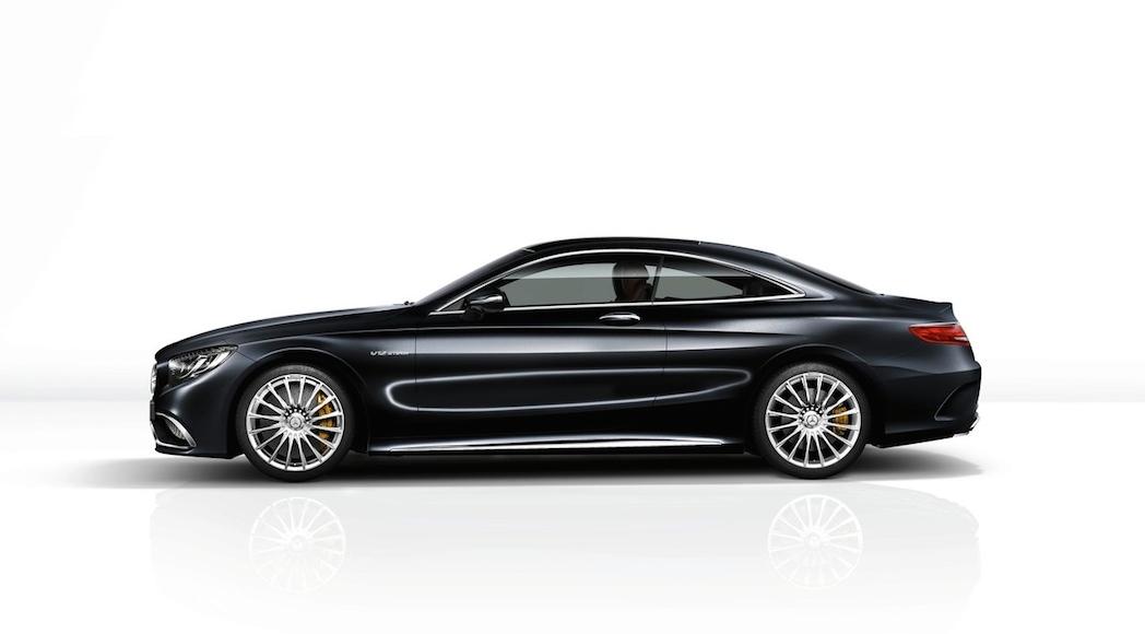 Un nouveau sommet avec la S65 AMG Coupé 2015 - Luxury Car ...