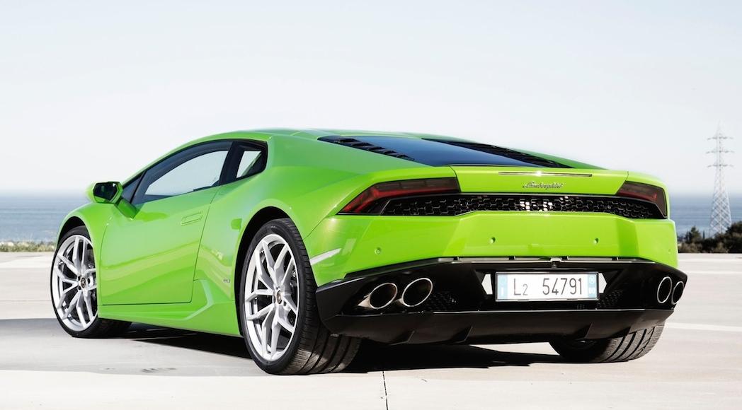 2015 Ares Design Lamborghini Huracan Wallpapers: L'Huracàn Plus Rapide Que L'Aventador?