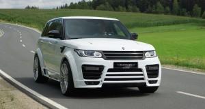 Mansory revampe les Range Rover et Range Rover Sport