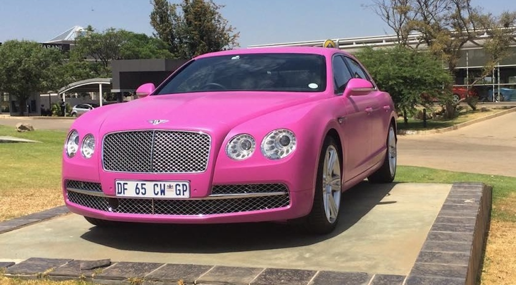 10-Bentley-Flying Spur-Cancer-Johannesburg