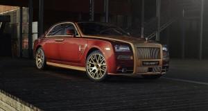 Mansory se fait une Rolls-Royce Ghost Series II