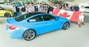 22 500 voitures livrées par le BMW Welt en un an!