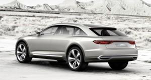 Un troisième opus pour le Concept Audi Prologue