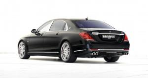 Brabus pousse la Mercedes-Mayback dans l'indécence!