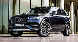 Rappel et arrêt des ventes du Volvo XC90 à 7 places