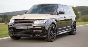 Mansory fait d'un Range Rover une limousine
