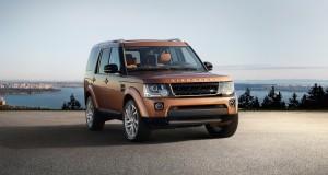 Land Rover LR4 Landmark et Graphite, une petite relance