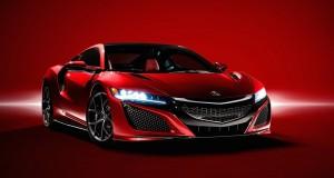Acura NSX 2016, c'est partir de 189 900 $