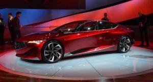 Salon de Détroit : Acura Précision Concept, l'esquisse de l'avenir
