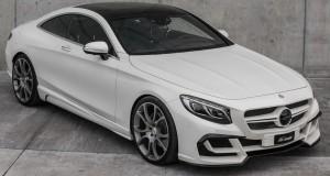 Fab Design déifie la Mercedes-Benz Classe S coupé