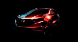 Un nouvel Acura MDX présenté au salon de new York