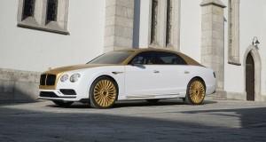 Mansory dore une Bentley Flying Spur