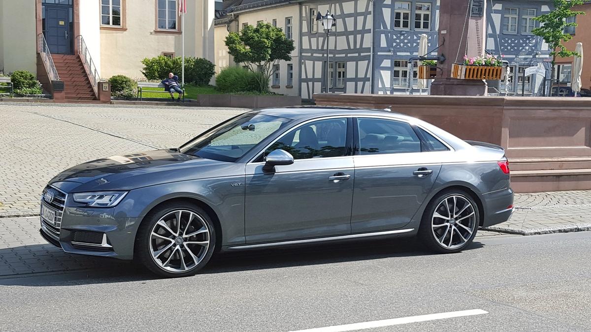 Audi S4 20180061