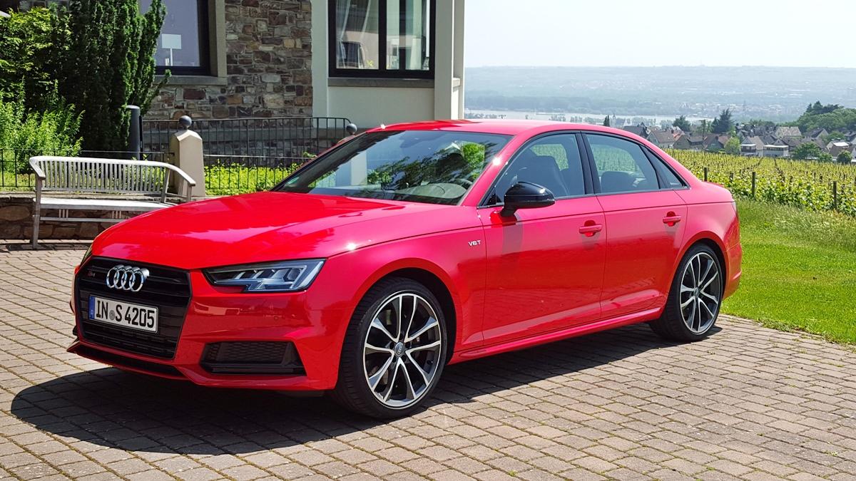 Audi S4 20180111