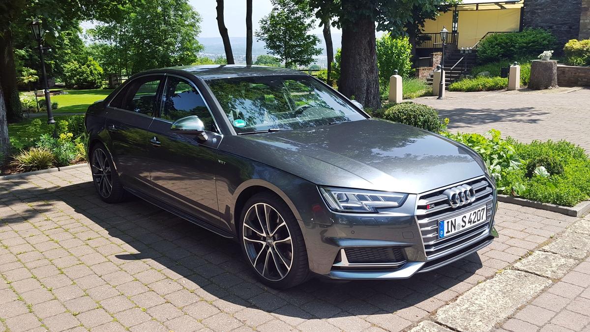 Audi S4 20180141