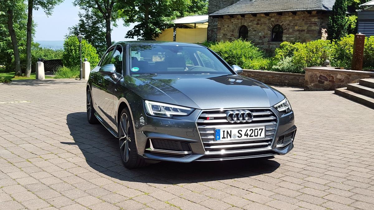 Audi S4 20180181