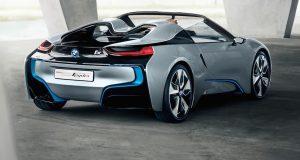 La BMW i8 Spyder est finalement approuvée pour la production